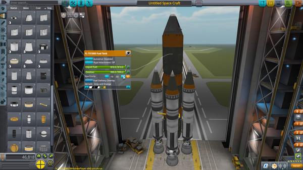 Скриншот №1 к Kerbal Space Program Making History Expansion