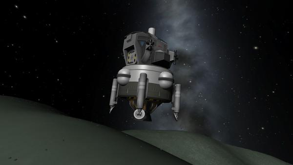 Скриншот №6 к Kerbal Space Program Making History Expansion