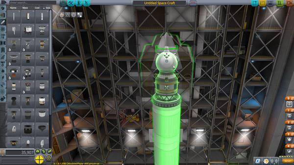 Скриншот №10 к Kerbal Space Program Making History Expansion