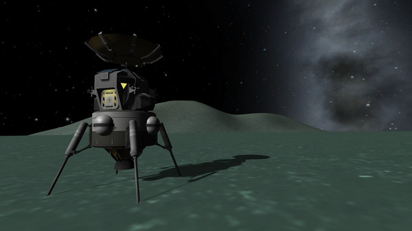 Скриншот №3 к Kerbal Space Program Making History Expansion