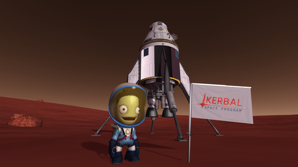 Скриншот №2 к Kerbal Space Program Making History Expansion