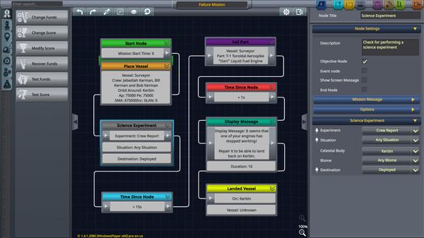 Скриншот №4 к Kerbal Space Program Making History Expansion