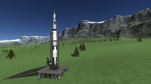 Скриншот №8 к Kerbal Space Program Making History Expansion