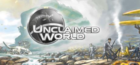 Game Banner Unclaimed World