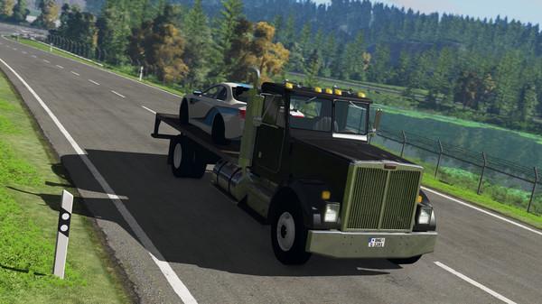 Скриншот №11 к BeamNG.drive