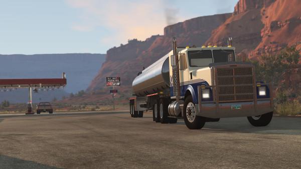 Скриншот №3 к BeamNG.drive