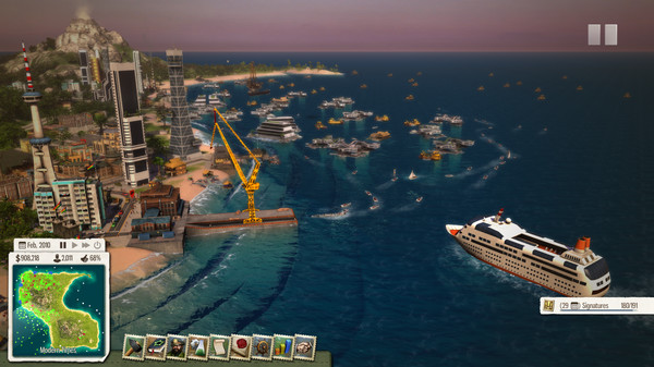 Скриншот №5 к Tropico 5 - Waterborne