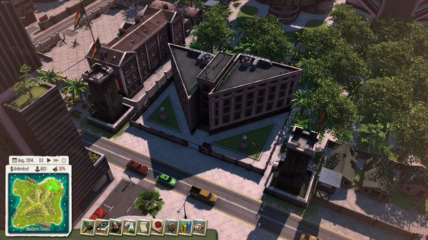 Скриншот №4 к Tropico 5 - Espionage