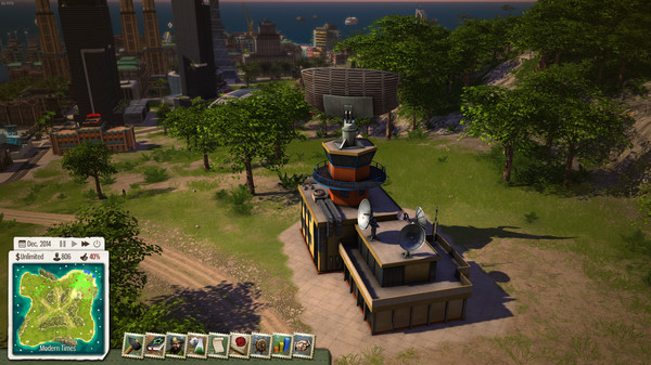 Скриншот №5 к Tropico 5 - Espionage