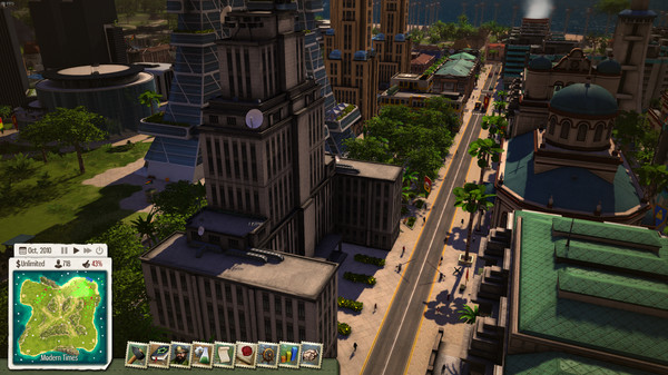 Скриншот №9 к Tropico 5 - Espionage