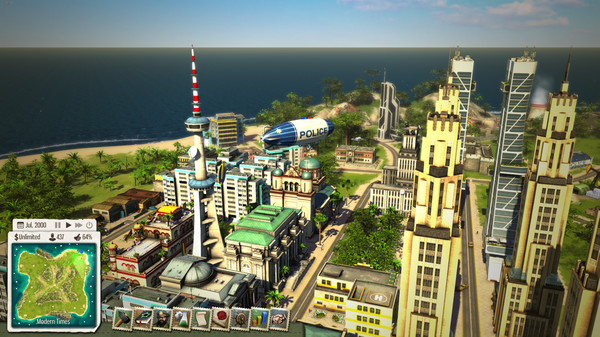 Скриншот №7 к Tropico 5 - Espionage