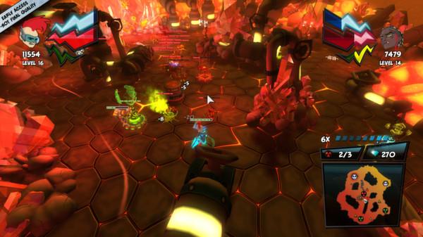 скриншот ZAMB! Biomutant Extermination 3