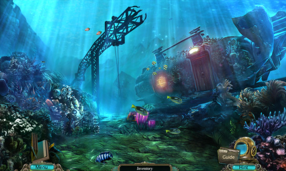 скриншот Abyss: The Wraiths of Eden 2