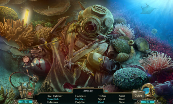 скриншот Abyss: The Wraiths of Eden 3