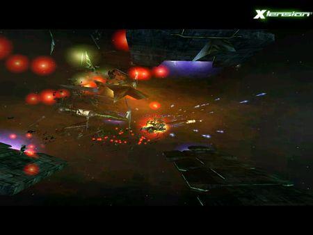 скриншот X: Tension 0