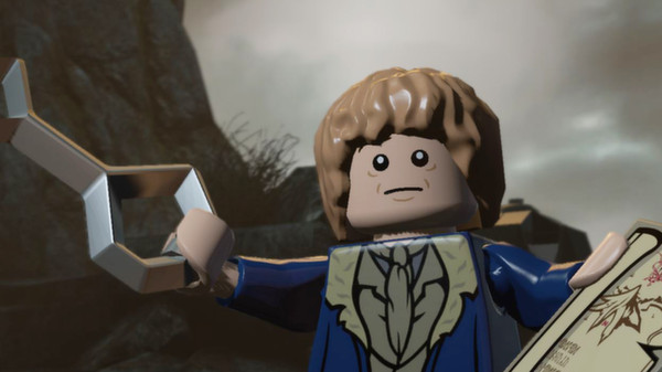 LEGO The Hobbit скриншот