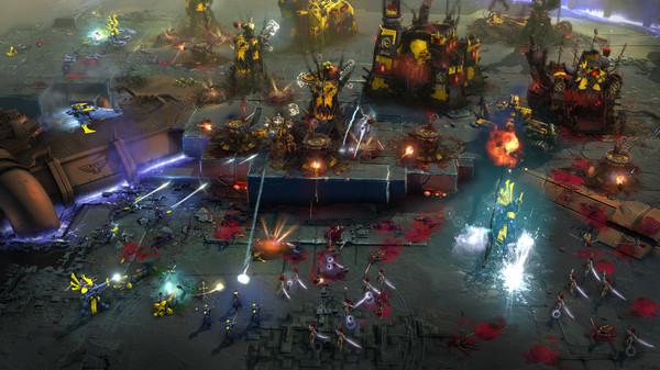 Скриншот №4 к Warhammer 40000 Dawn of War III