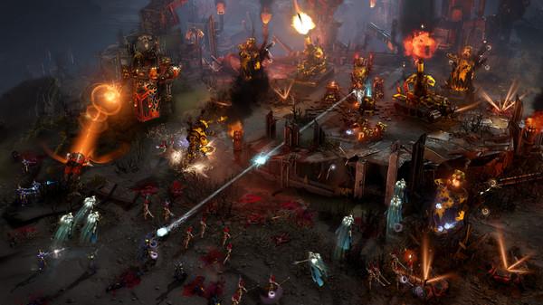 Скриншот №9 к Warhammer 40000 Dawn of War III