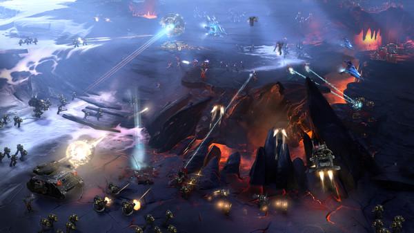 Скриншот №10 к Warhammer 40000 Dawn of War III