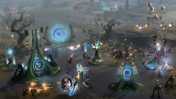 Скриншот №16 к Warhammer 40000 Dawn of War III