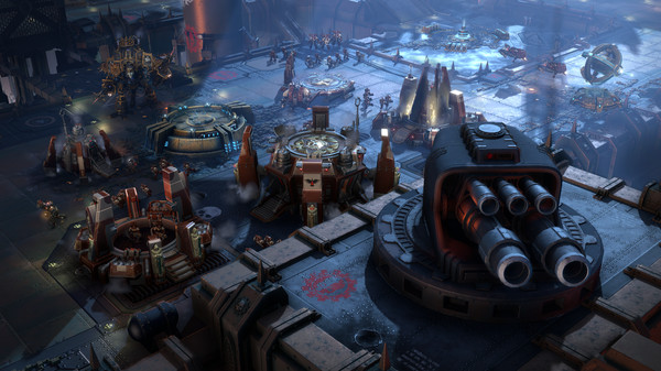 Скриншот №7 к Warhammer 40000 Dawn of War III