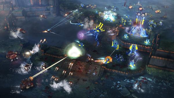 Скриншот №3 к Warhammer 40000 Dawn of War III
