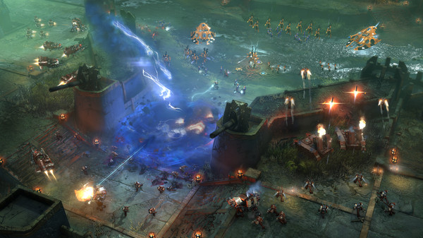 Скриншот №13 к Warhammer 40000 Dawn of War III