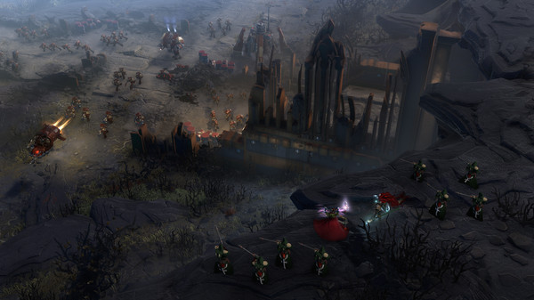 Скриншот №15 к Warhammer 40000 Dawn of War III