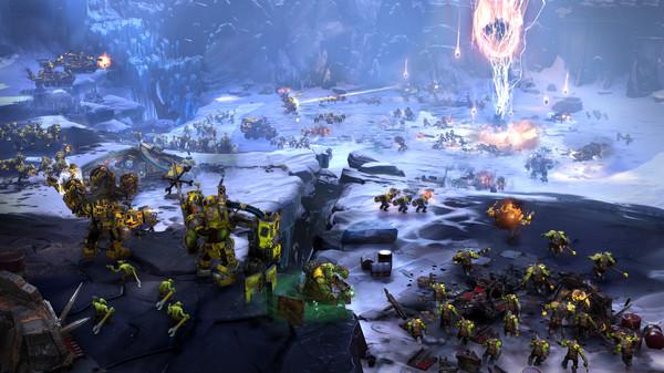 Скриншот №6 к Warhammer 40000 Dawn of War III