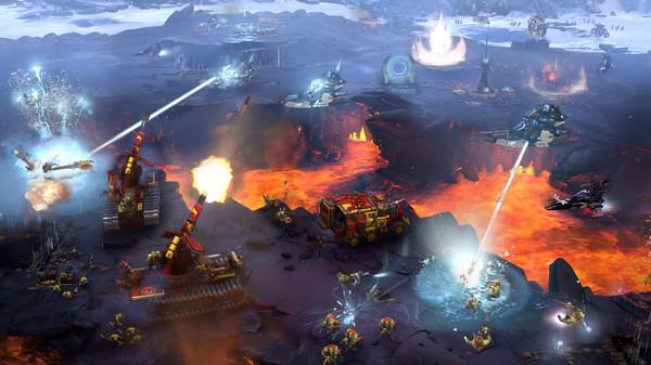 Скриншот №12 к Warhammer 40000 Dawn of War III