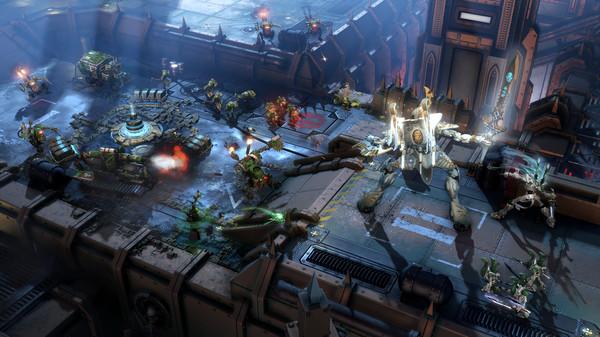 Скриншот №11 к Warhammer 40000 Dawn of War III