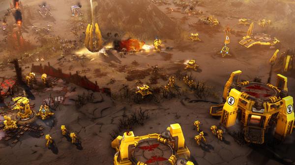 Скриншот №2 к Warhammer 40000 Dawn of War III