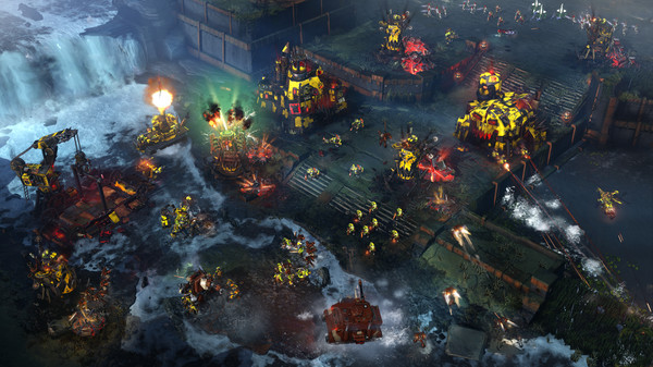 Скриншот №5 к Warhammer 40000 Dawn of War III