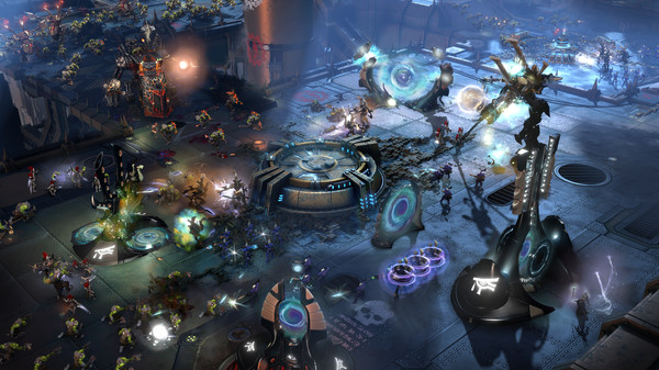 Скриншот №8 к Warhammer 40000 Dawn of War III