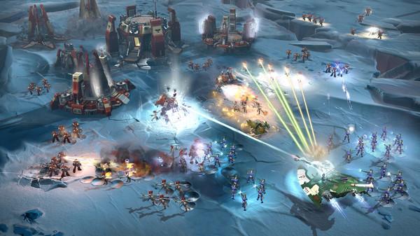 Скриншот №14 к Warhammer 40000 Dawn of War III