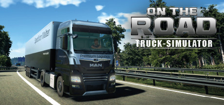 On The Road - Truck Simulator Cover Image