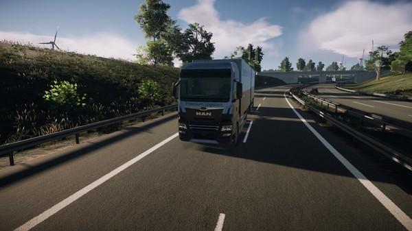 Скриншот №12 к On The Road - Truck Simulator