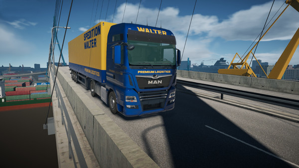 Скриншот №11 к On The Road - Truck Simulator