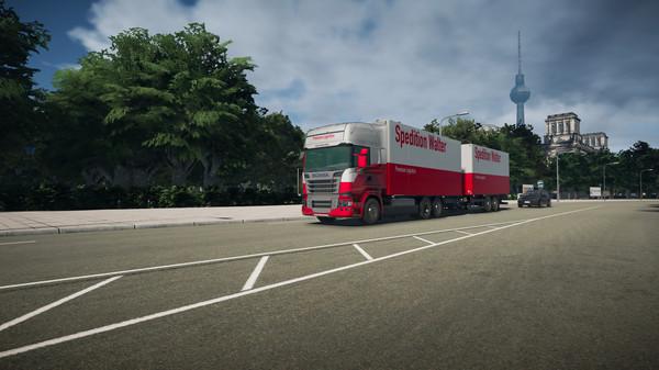 Скриншот №16 к On The Road - Truck Simulator