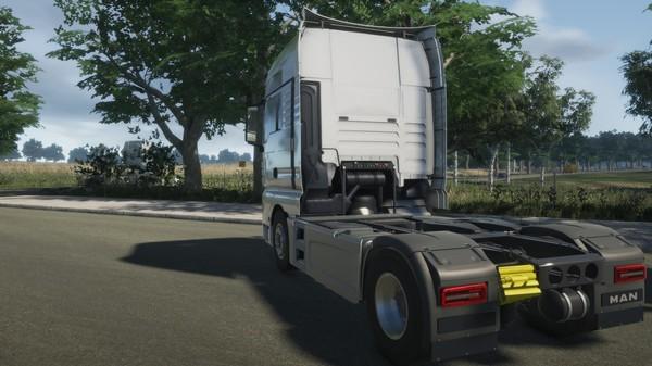 Скриншот №19 к On The Road - Truck Simulator