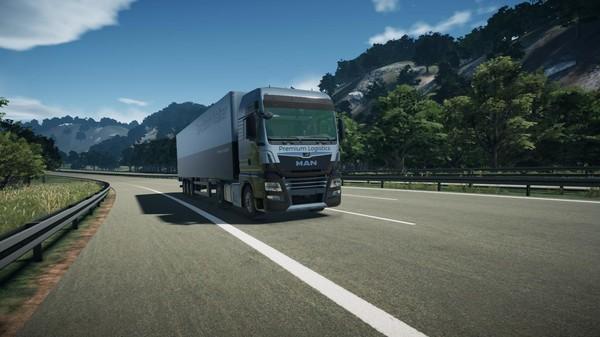 Скриншот №4 к On The Road - Truck Simulator