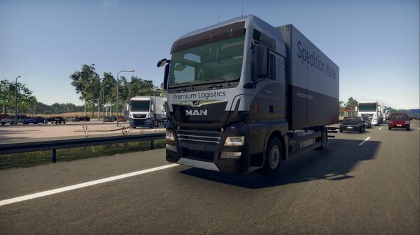 Скриншот №6 к On The Road - Truck Simulator