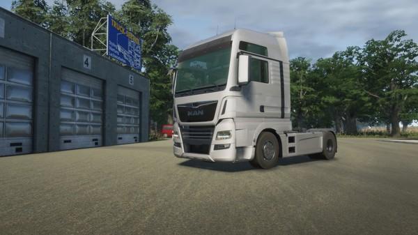 Скриншот №18 к On The Road - Truck Simulator