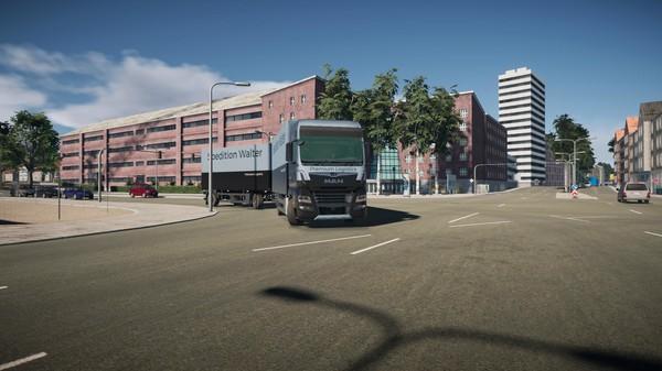 Скриншот №7 к On The Road - Truck Simulator