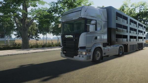 Скриншот №20 к On The Road - Truck Simulator