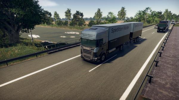 Скриншот №9 к On The Road - Truck Simulator