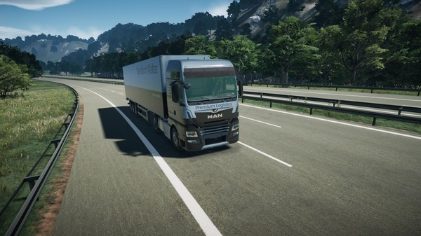Скриншот №14 к On The Road - Truck Simulator