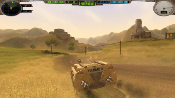 скриншот Hard Truck Apocalypse / Ex Machina 3