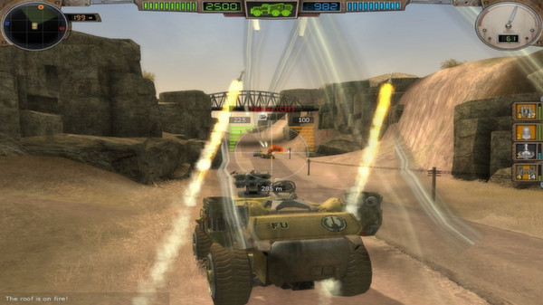 скриншот Hard Truck Apocalypse / Ex Machina 4