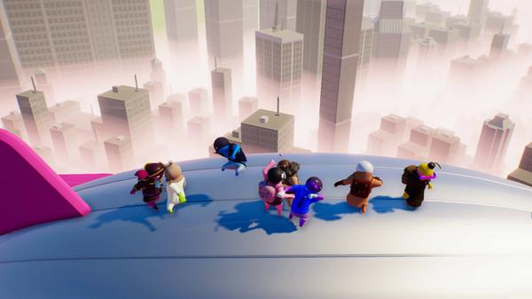 Скриншот №4 к Gang Beasts